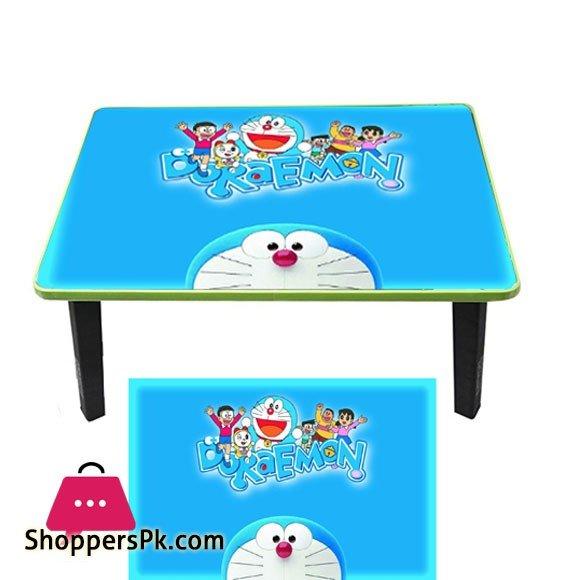 Kids Folding Wood Table - Doraemon