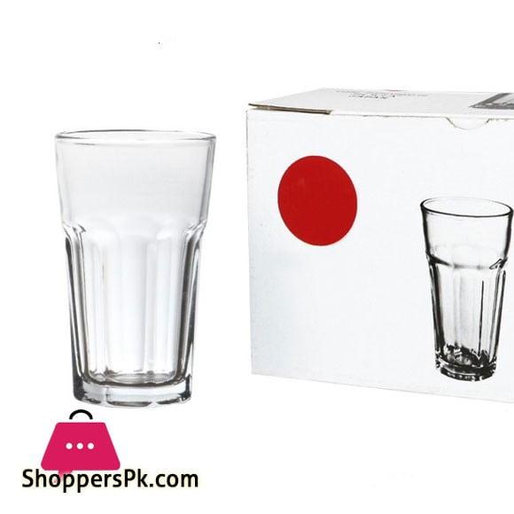 Sachi Glass Set of 6 Kyoto Glass