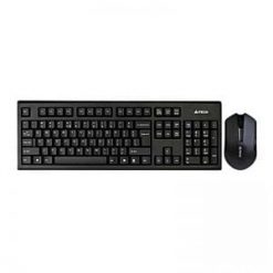 A4Tech 3000N Keyboard + Mouse Wireless-in-Pakistan