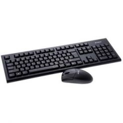 A4Tech 3100N Keyboard + Mouse Wireless-in-Pakistan