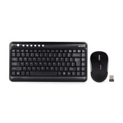 A4Tech 3300N Keyboard + Mouse Wireless-in-Pakistan