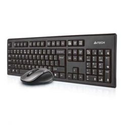 A4Tech 7100N Keyboard + Mouse Wireless-in-Pakistan