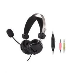 A4Tech HS 7P Headphone With Stick Mic-in-Pakistan