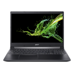 Acer Aspire A715-75G Ci7 9th 8GB 1TB 256GB 15.6 4GB GPU-in-Pakistan