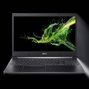 Acer Aspire A715-75G Ci7 9th 8GB 1TB 256GB 15.6 4GB GPU-in-Pakistan