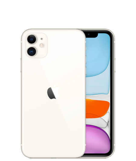 Apple iPhone 11 (4G, 128GB ,White) - PTA Approved