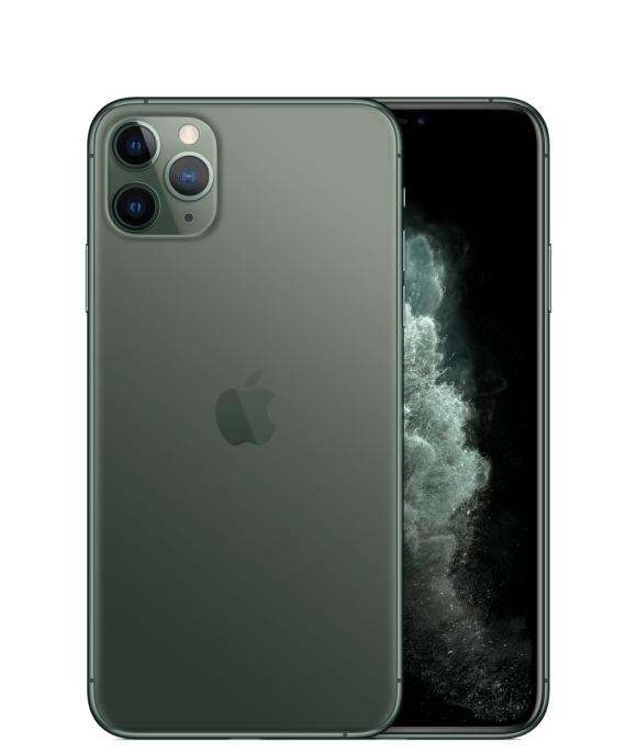 Apple iPhone 11 Pro (4G, 64GB ,Green) - Non PTA