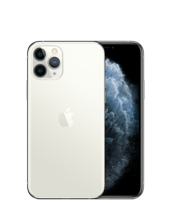 Apple iPhone 11 Pro (4G, 64GB ,Silver) - PTA Approved