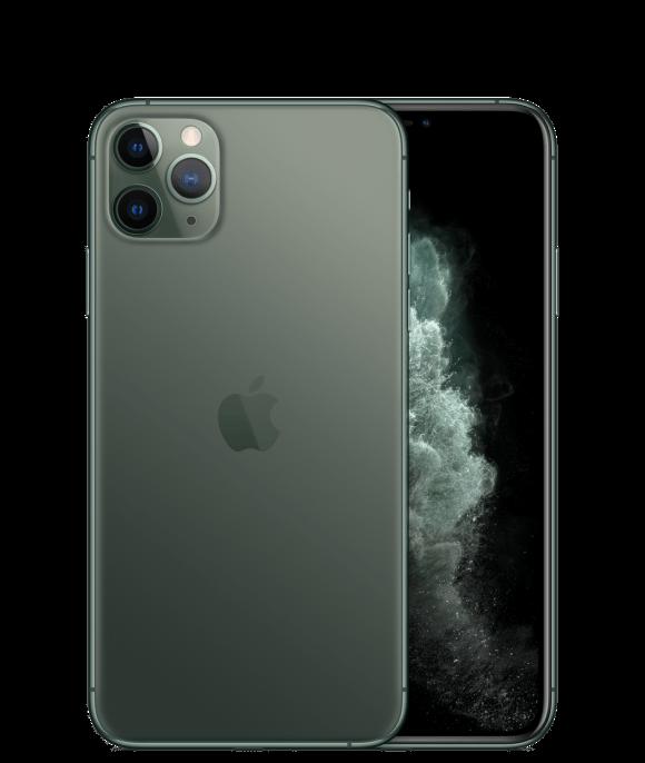 Apple iPhone 11 Pro Max (4G, 256GB, Green) - Non PTA