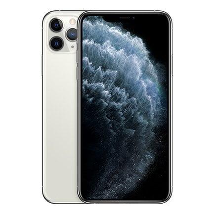 Apple iPhone 11 Pro Max (4G, 256GB, Silver) - Non PTA