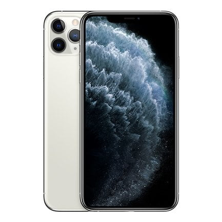 Apple iPhone 11 Pro Max (4G, 256GB, Silver) - PTA Approved