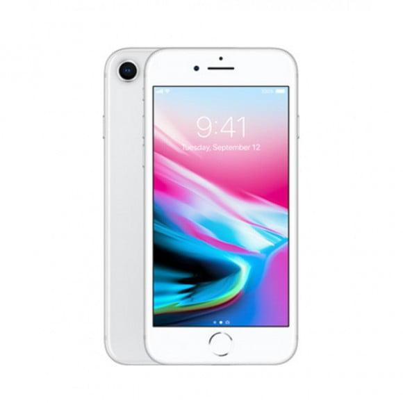 Apple iPhone 8 (4G, 64GB, Silver) - Non PTA