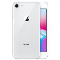 Apple iPhone 8 (4G, 64GB, Silver) - PTA Approved