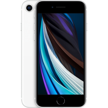 Apple iPhone SE (2020) 128GB White - PTA Approved
