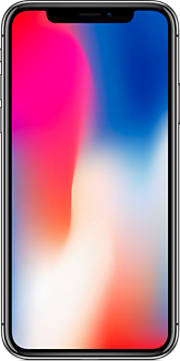 Apple iPhone X (4G, 64GB, Silver) - Non PTA