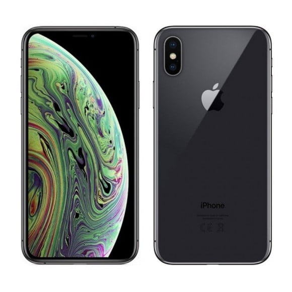 Apple iPhone XS (4G, 64GB, Space Gray) - Single Sim Approved