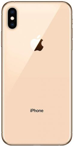 Apple iPhone XS Max (4G, 256GB Gold) - PTA Approved
