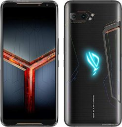 Asus ROG Phone II (4G, 8GB, 128GB, Black) PTA Approved