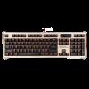Bloody B840 Light Strike Gaming USB Keyboard-in-Pakistan