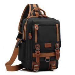 Cool Bell CB-3011 10.6 Cross Body Bag Canvas Material-in-Pakistan