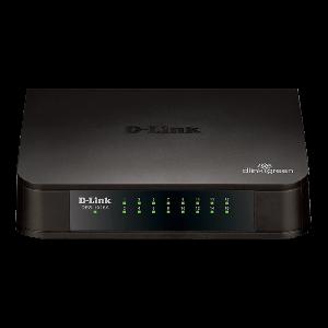 D-Link DES 1016A 16-Port Fast Ethernet Switch-in-Pakistan