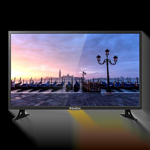 """Ecostar 49"""" 49U571 FULL HD LED TV"""