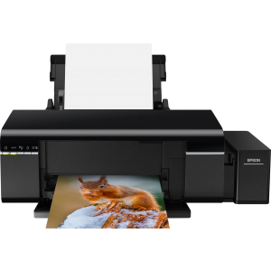 Epson L805 WiFi Photo Ink Tank Printer-in-Pakistan