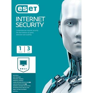 Eset Internet Security V10Home Edition 1 users-in-Pakistan