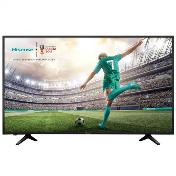 "Hisense 50"" 50A6100 UHD 4K SMART LED TV (Official Warranty)"