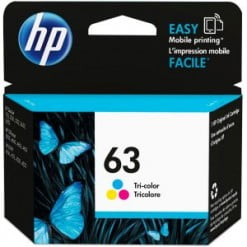 HP Cartridge 63 Color-in-Pakistan