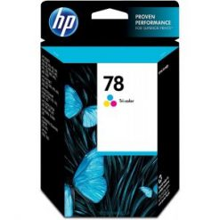 HP Cartridges 78 Color-in-Pakistan