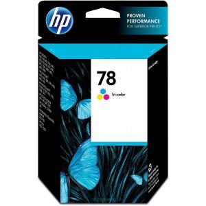 HP Cartridges 78 Color-in-Pakistan