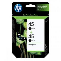 HP Ink Cartridge 45 Twin Pack-in-Pakistan