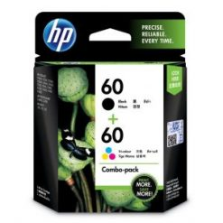 HP Ink Cartridge 60 Combo Pack-in-Pakistan