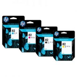 HP Ink Cartridge 82 Set-in-Pakistan