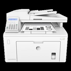 HP LaserJet Pro MFP M227FDN Black Printer-in-Pakistan