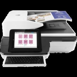 HP Scanjet Pro 9120 FN2 Enterprises Flatbed Scanners-in-Pakistan