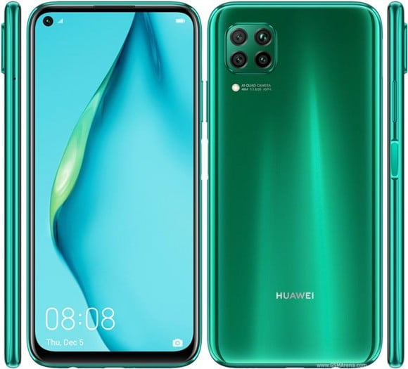 Huawei nova 7i (4G, 8GB RAM, 128GB ROM Crush Green) With Official Warranty