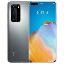 Huawei P40 Pro Dual Sim (4G, 8GB, 256GB, Silver) - Non PTA