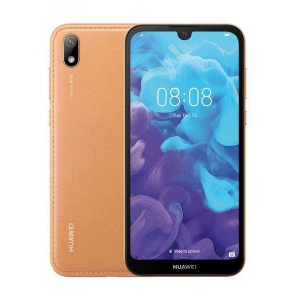 HUAWEI Y5 2019 Dual Sim (4G, 2GB RAM, 32GB ROM, Brown) With 1 Year Official Warranty