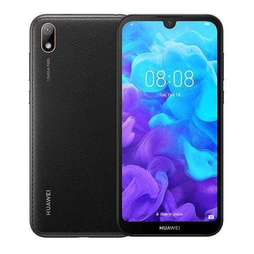 HUAWEI Y5 2019 Dual Sim (4G, 2GB RAM, 32GB ROM, Modern Black) With 1 Year Official Warranty