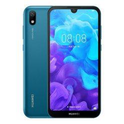 HUAWEI Y5 2019 Dual Sim (4G, 2GB RAM, 32GB ROM, Sapphire Blue) With 1 Year Official Warranty