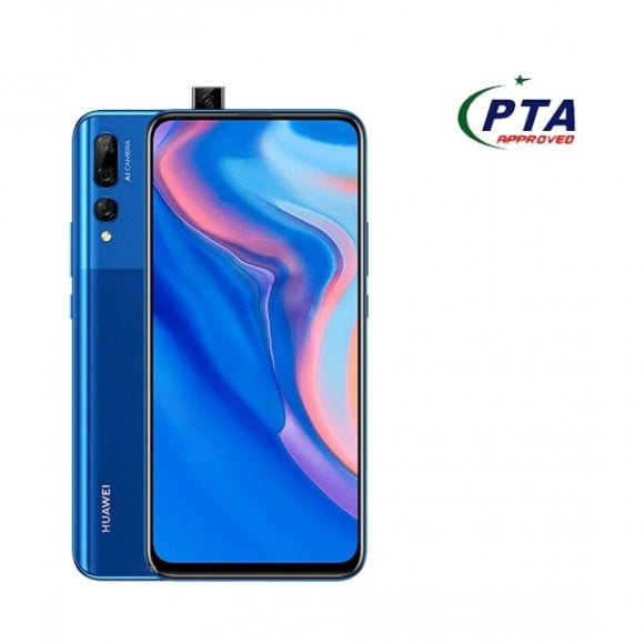 Huawei Y9 Prime (2019) (4G, 4GB RAM, 128GB ROM,Blue) with 1 Year Official Warranty