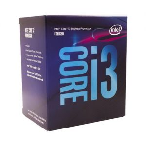 Intel Core i3 8100 8th Gen. 3.6GHZ 6MB Cache-in-Pakistan