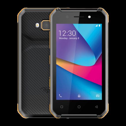 iTel A14 Max - 4'' - 3G - 16GB ROM - 3000mAh - Official Warranty