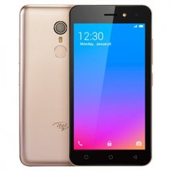 Itel A33 (3G, 1GB, 16GB, Gold) With Official Warranty
