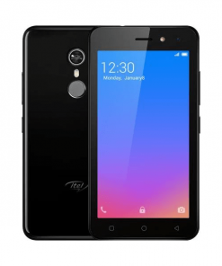 Itel A33 (3G, 1GB, 16GB, Piano Black) With Official Warranty