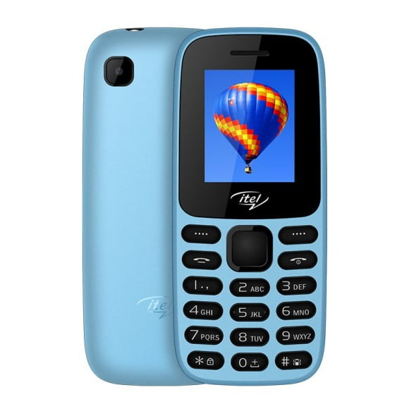 iTel Value 110 - 1.77'' - Dual Sim - 1000mAH - Official Warranty