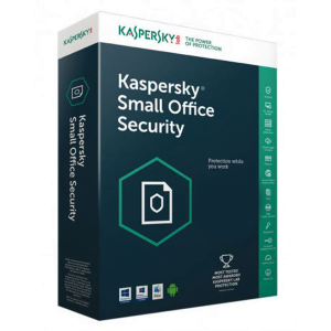 Kaspersky Small Office Security (1Server 10 PC + 5 MOBILE SECURITY)-in-Pakistan