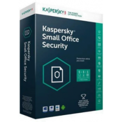 Kaspersky Small Office Security (1Server 5 PC + 5 Mobile Security)-in-Pakistan